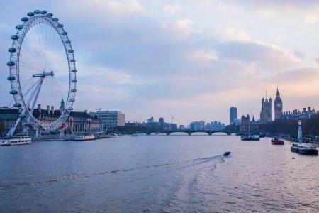 Welkom in Londen